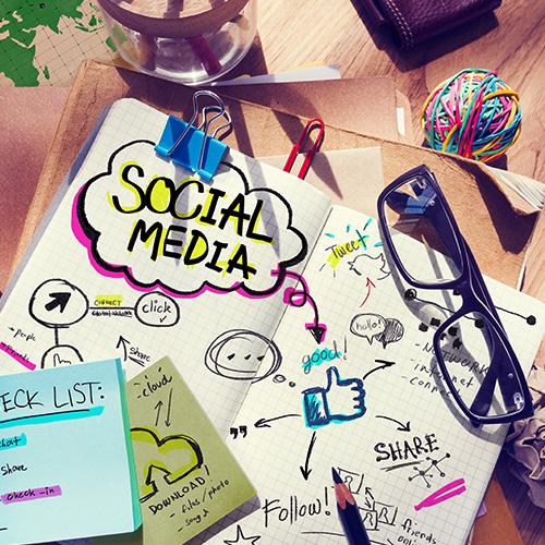 social media strategy for renovation company