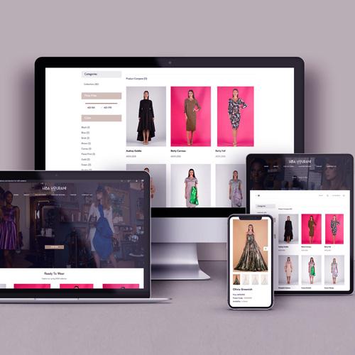 Ecommerce Website Development Dubai
