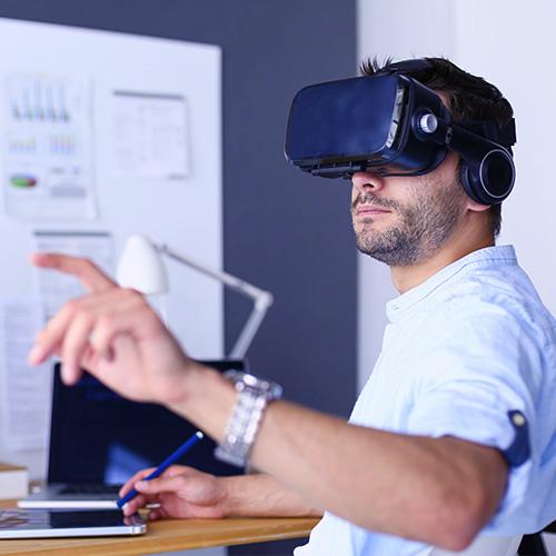 virtual reality software development companies in UAE
