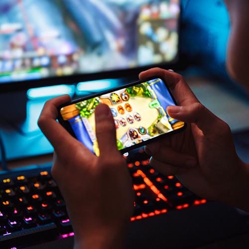 mobile game development company in Dubai