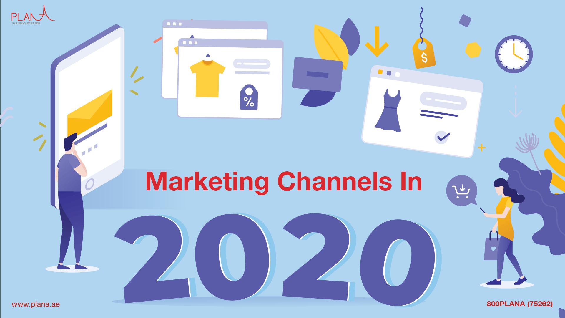 3 Essential Digital Marketing Channels in 2020