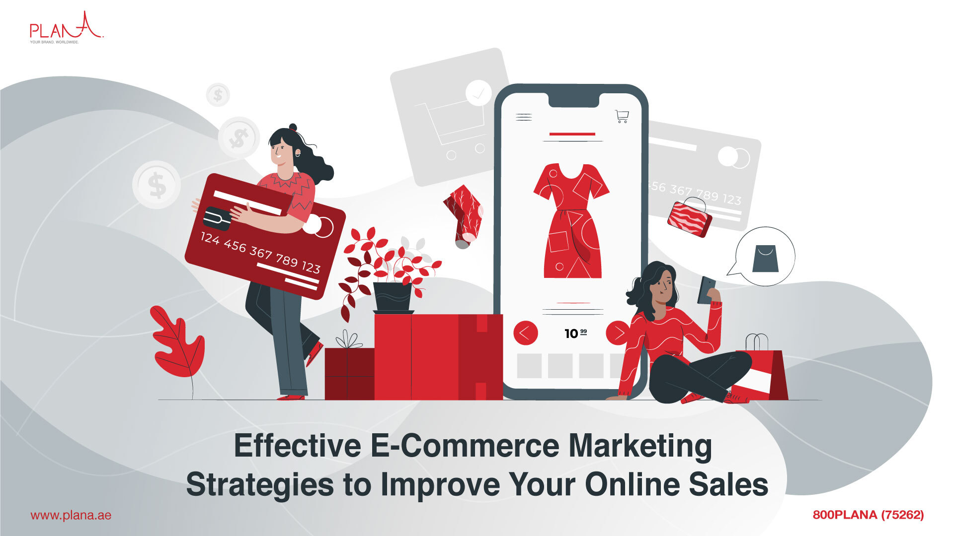 Effective Ecommerce Marketing Strategies to Improve Your Online Sales