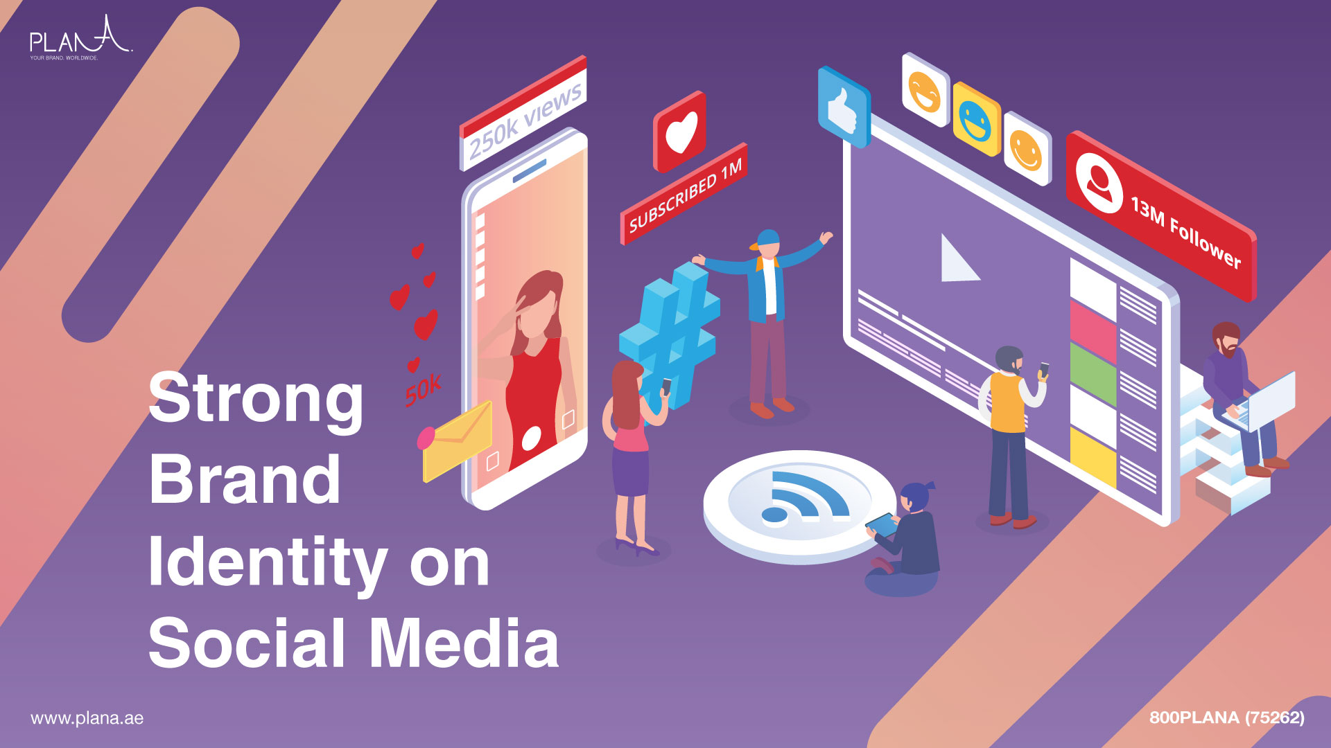 How to Build and Maintain A Strong Brand Identity on Social Media