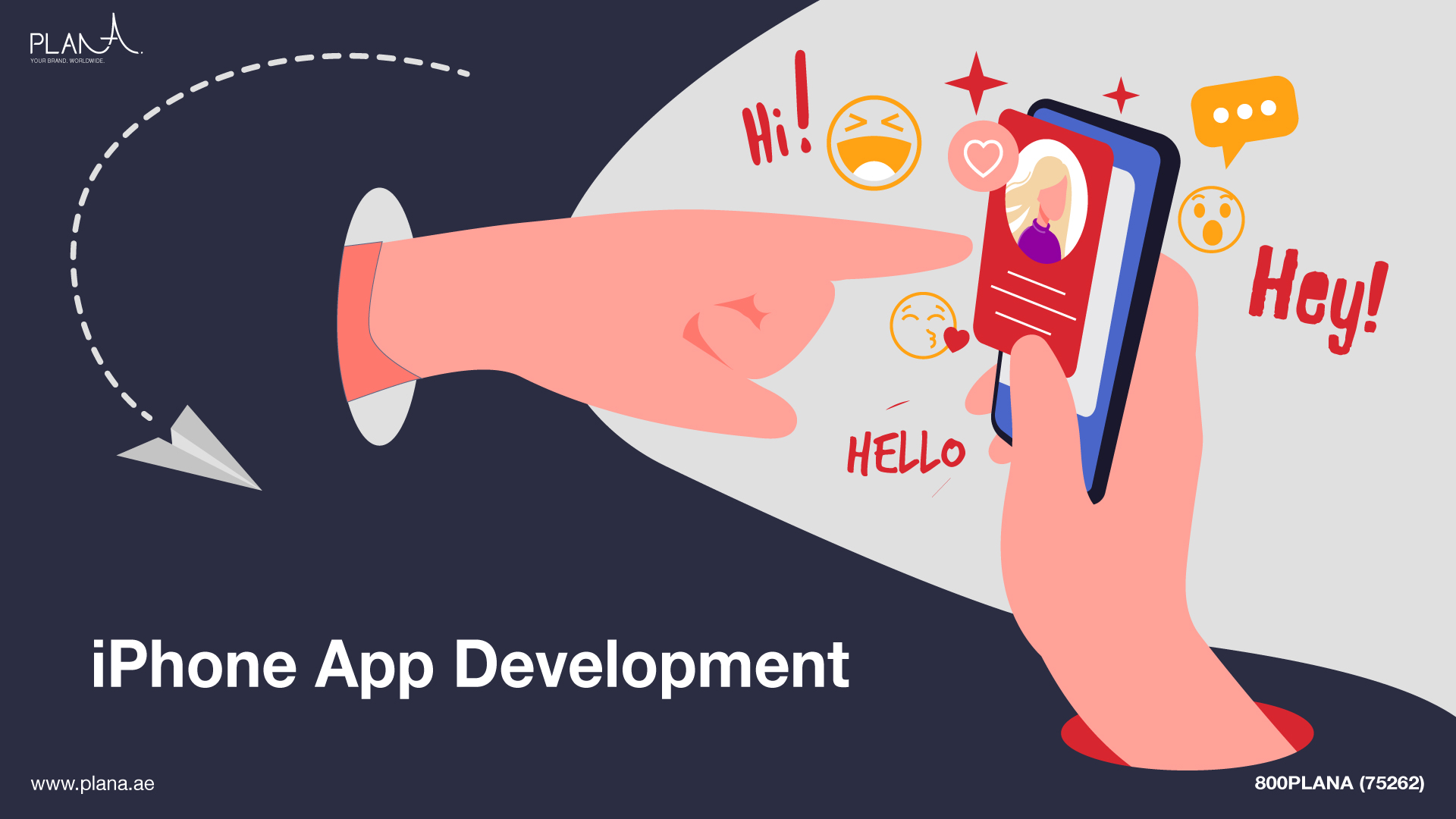 What are the benefits of hiring an iPhone app development company?