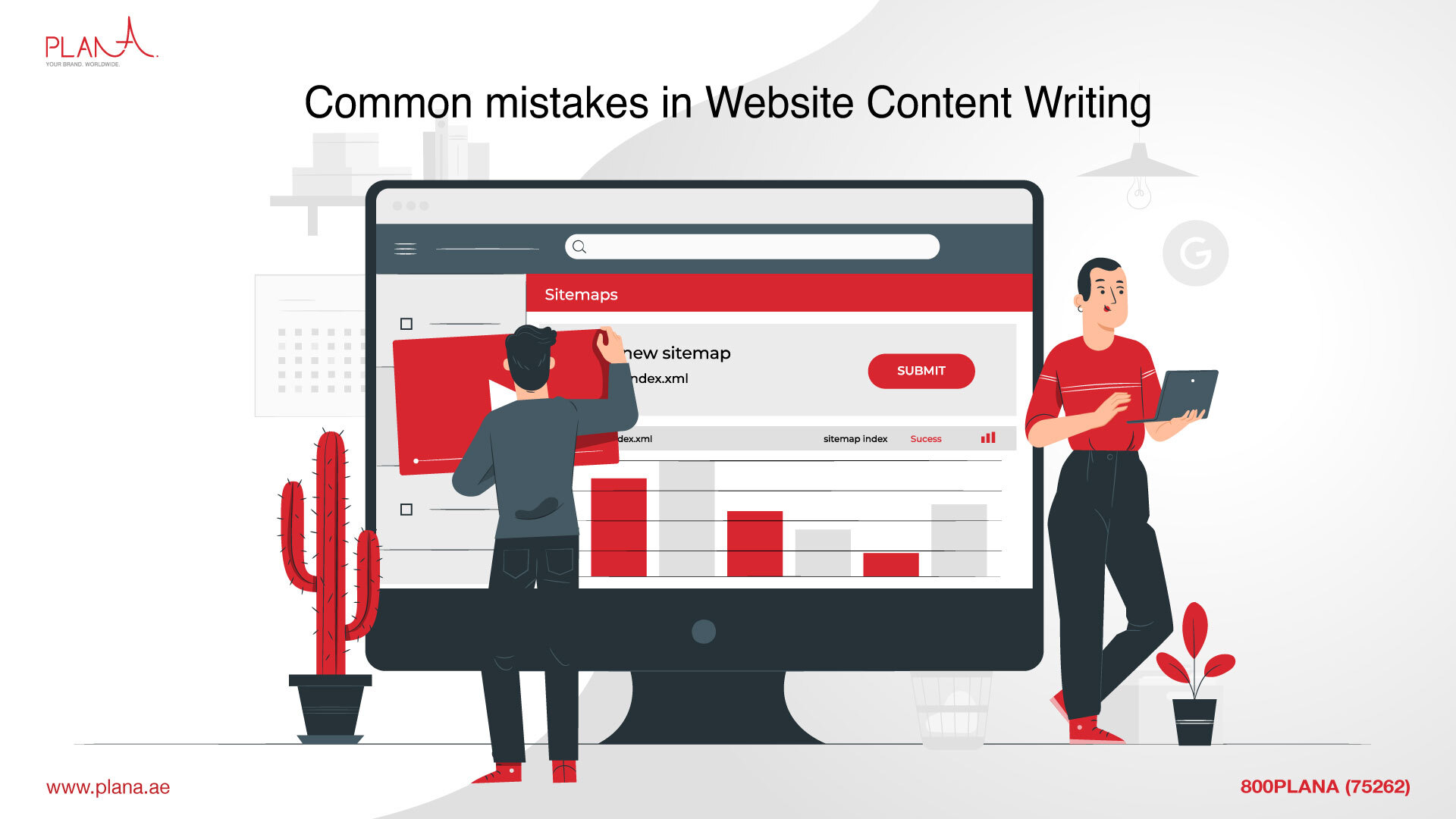 What Are the Common Mistakes in Website Content Writing?