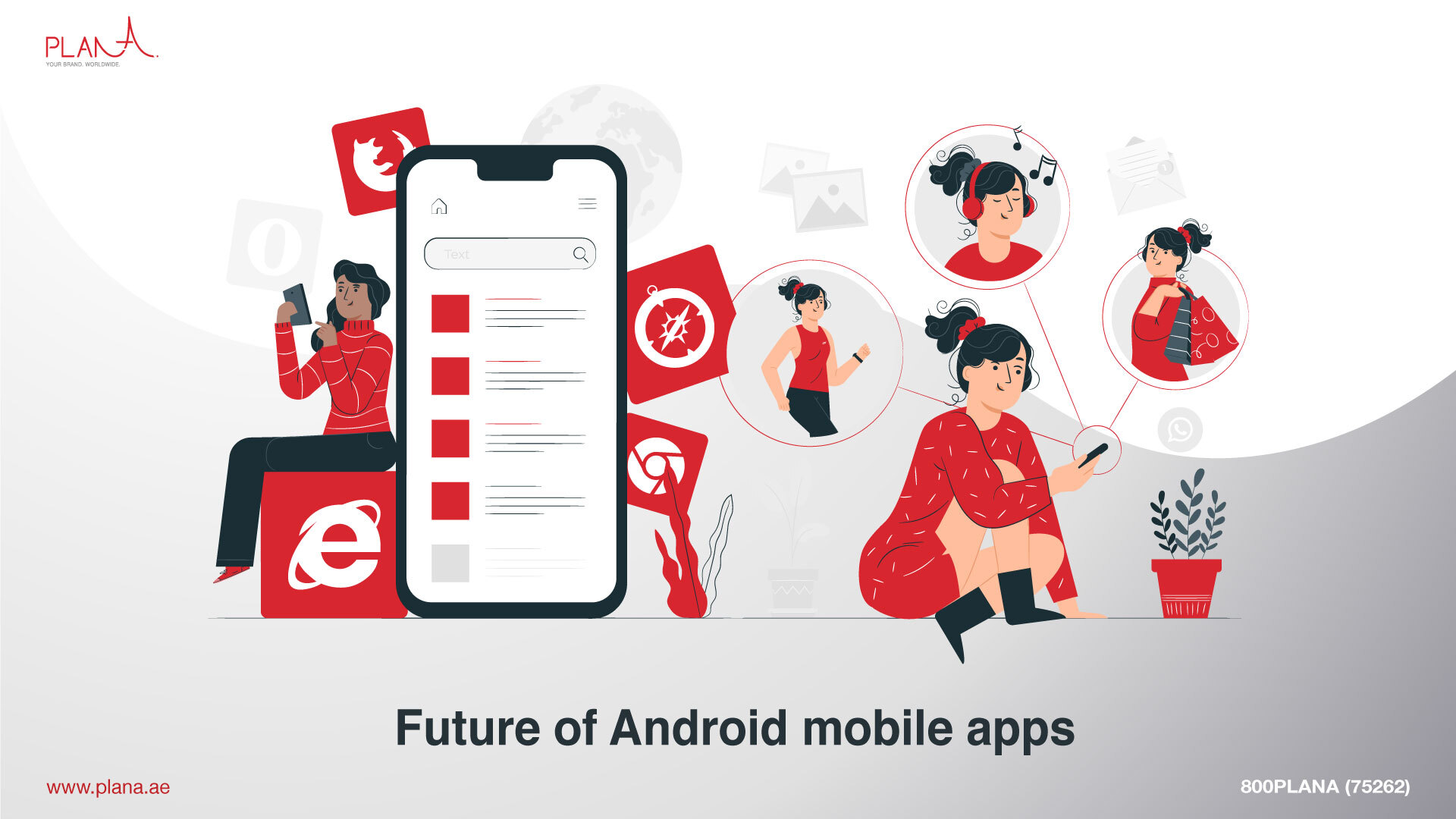 What is the future of Android mobile apps?