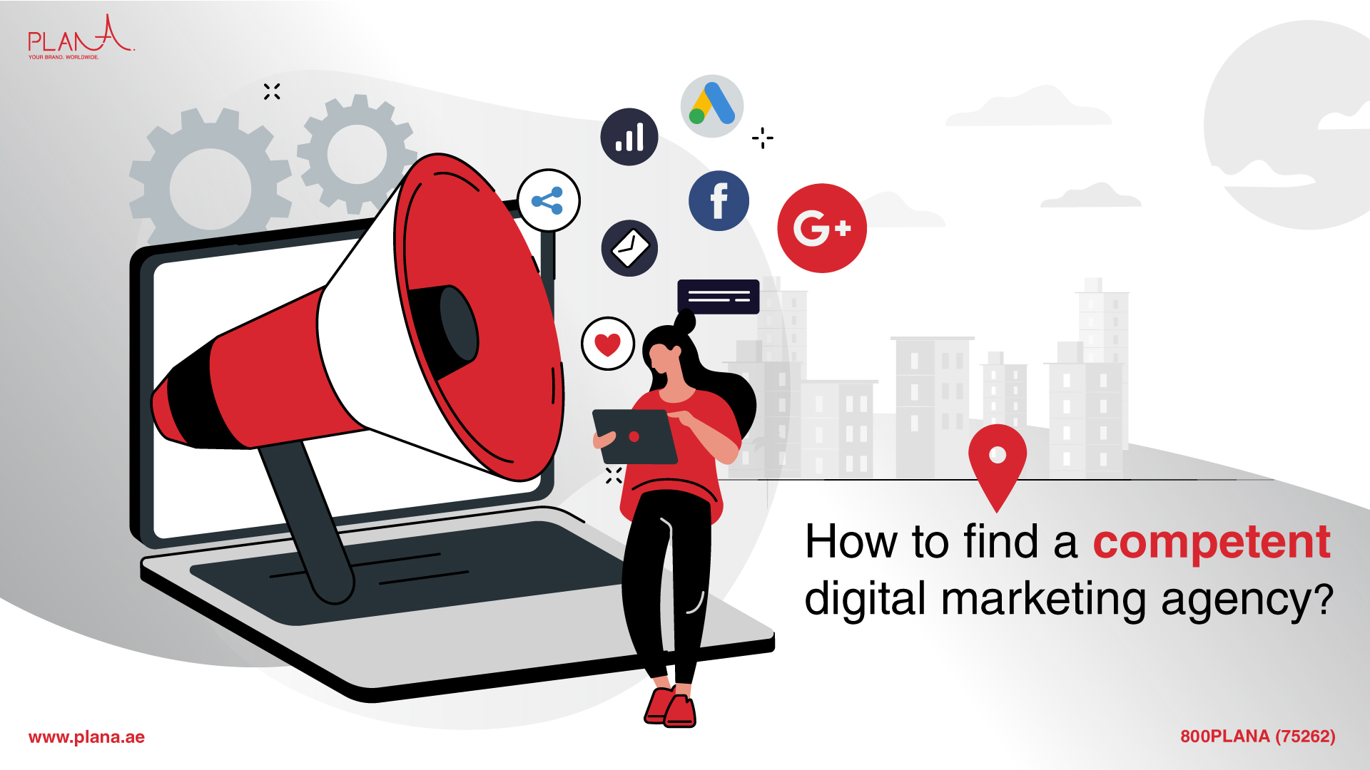 How to find a competent digital marketing agency?