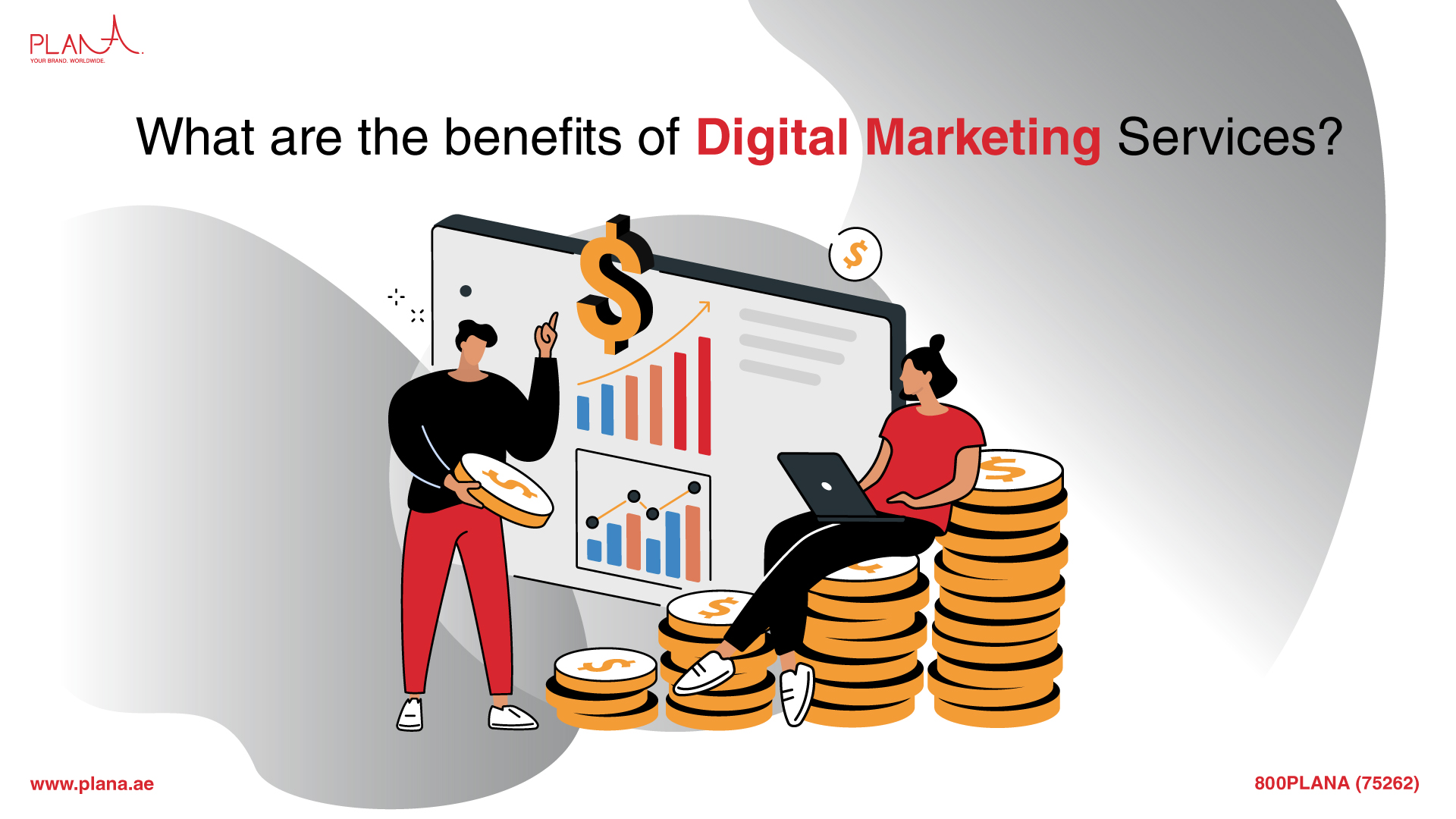 What Are The Benefits of Digital Marketing Services?