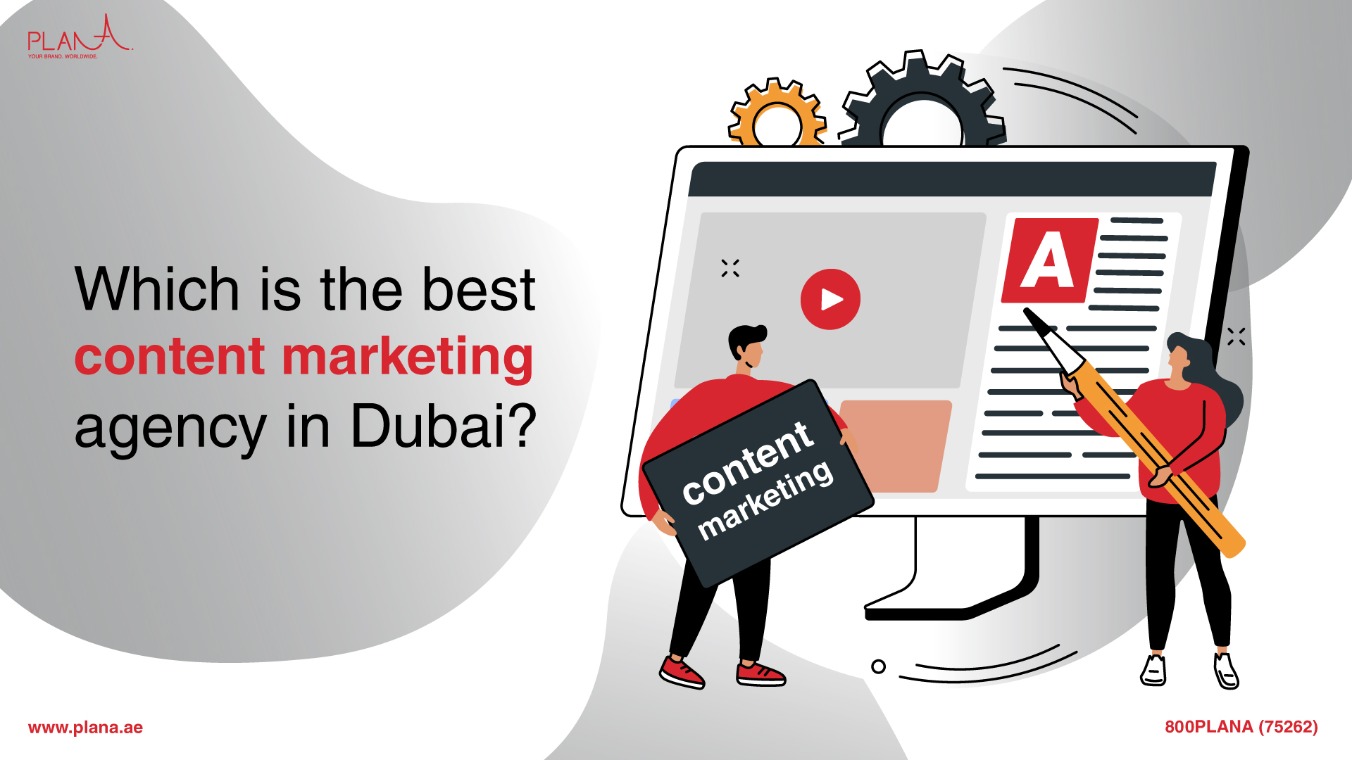 Which is The Best Content Marketing Agency in Dubai?