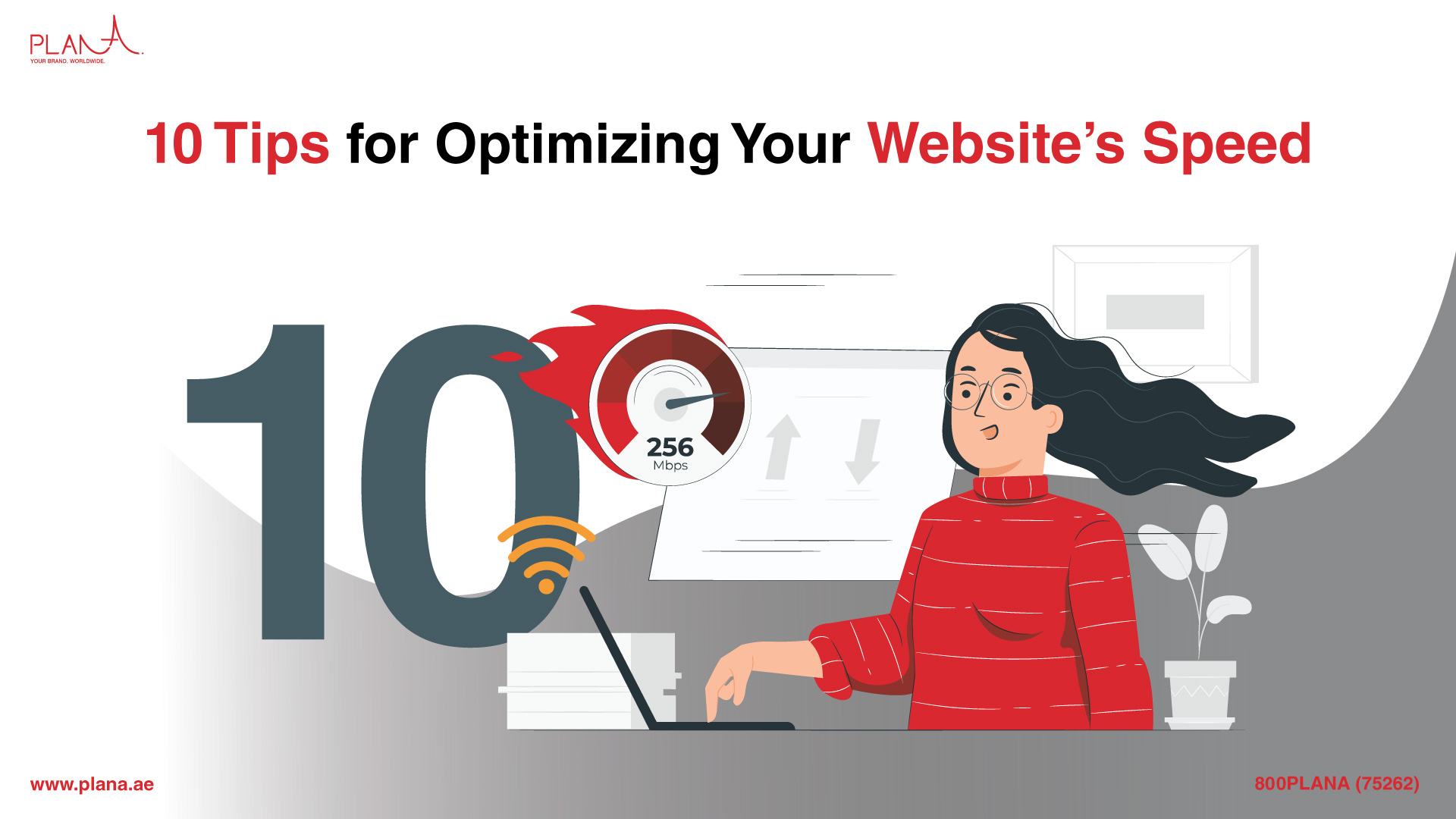 10 Tips for Optimizing Your Website's Speed