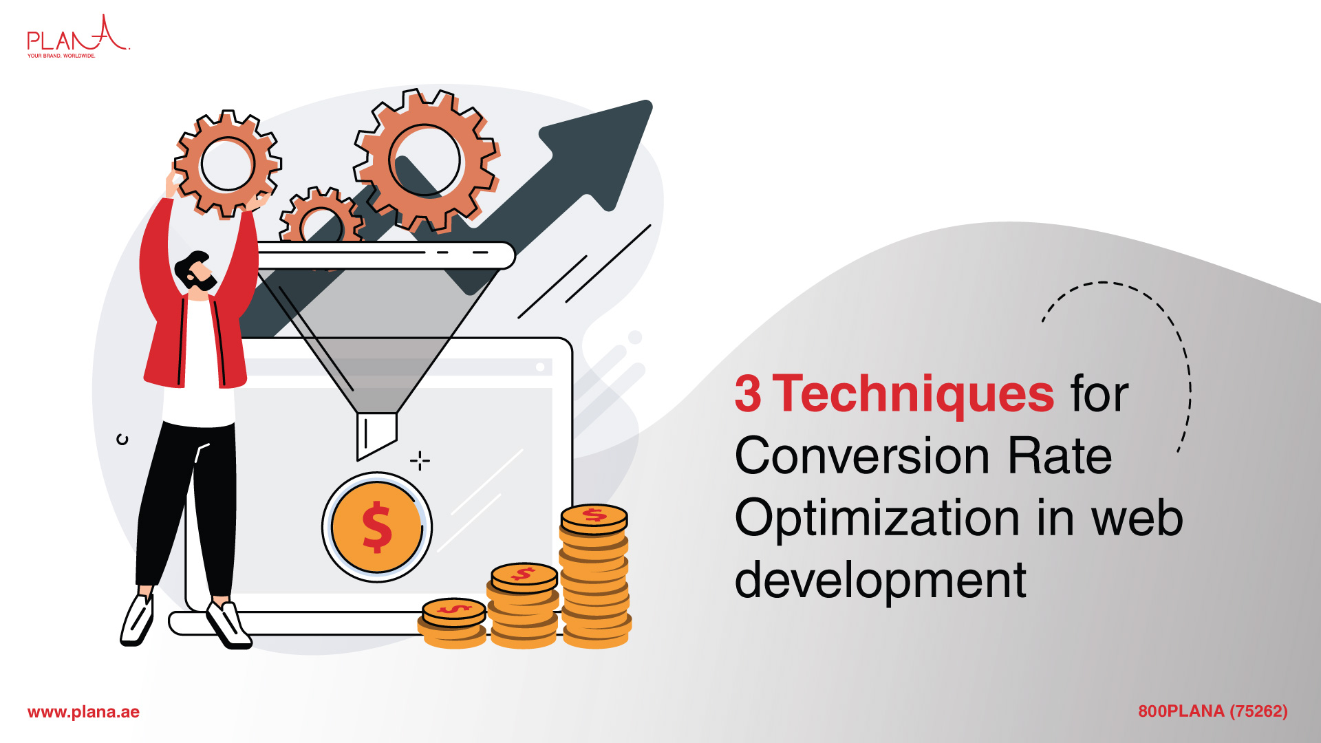 3 Techniques for Conversion Rate Optimization in Web Development