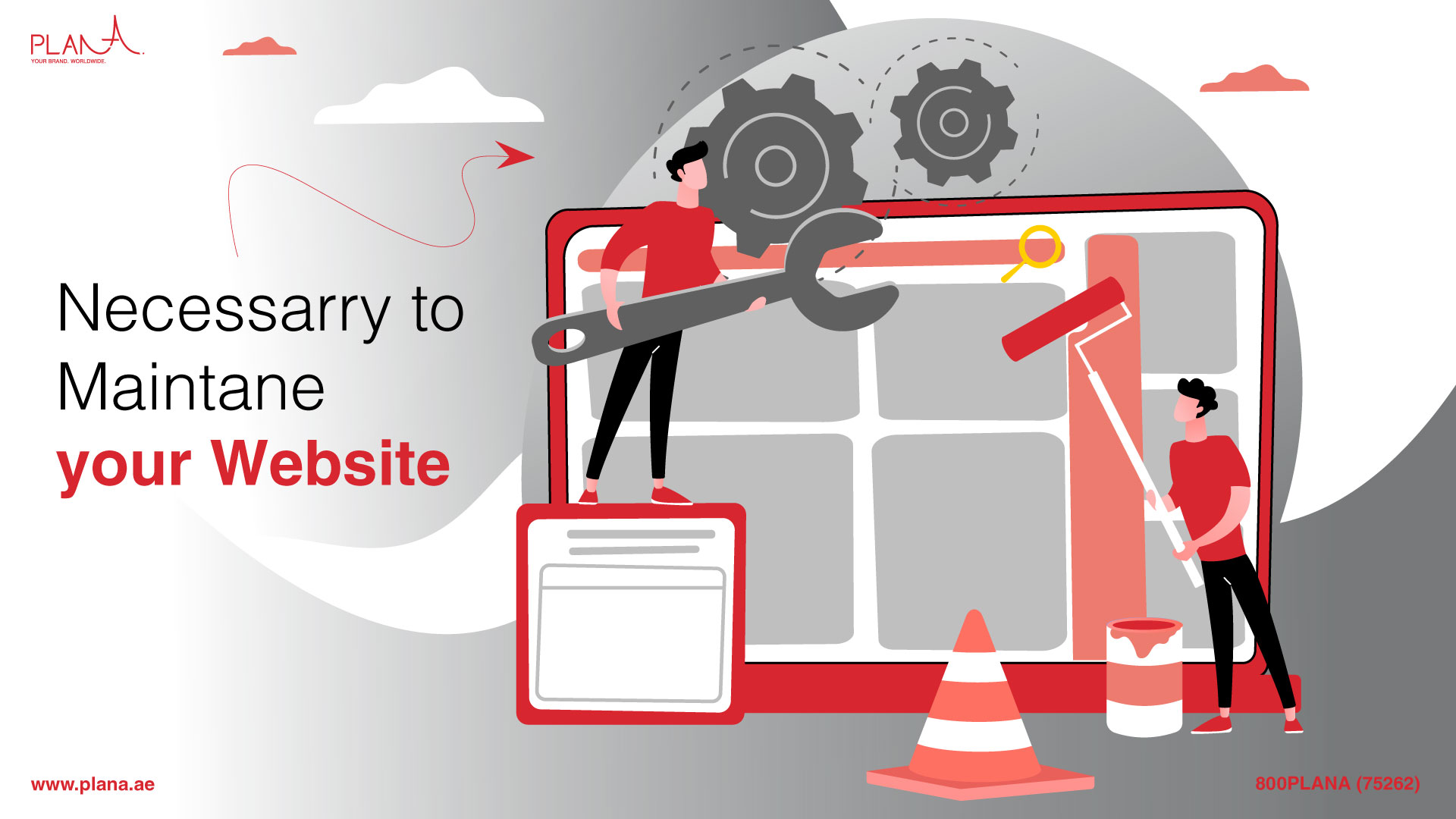 Why it is Necessarry to Maintane Your Website?