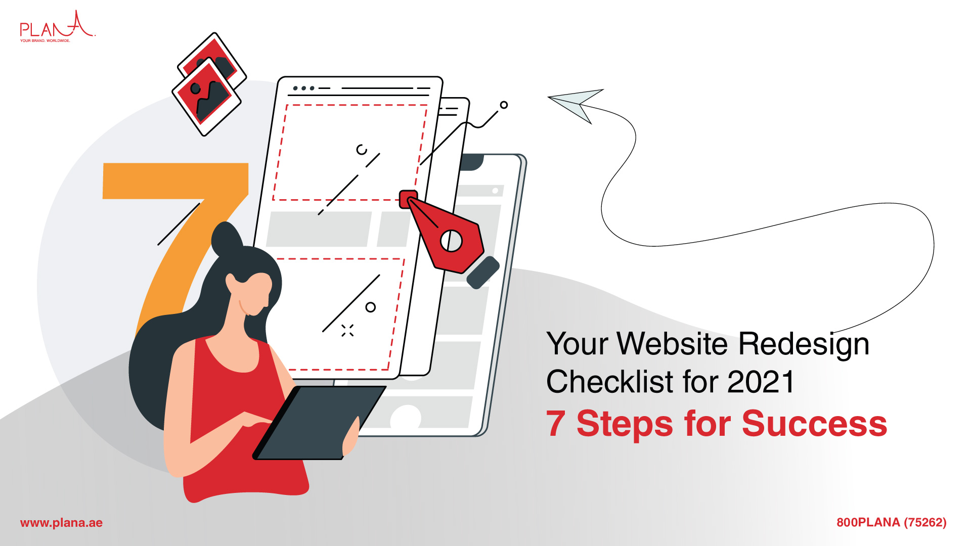 Your Website Redesign Checklist For 2021: 7 Steps for Success