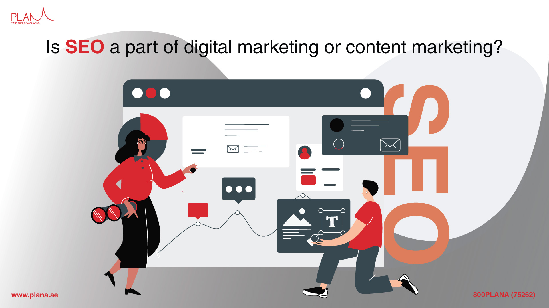 Is SEO a Part of Digital Marketing or Content Marketing?