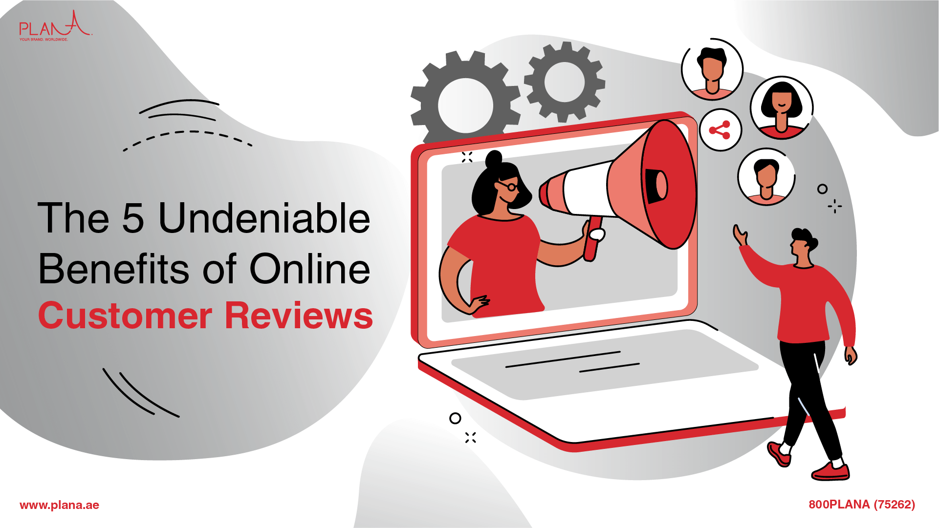 The 5 Undeniable Benefits of Online Customer Reviews