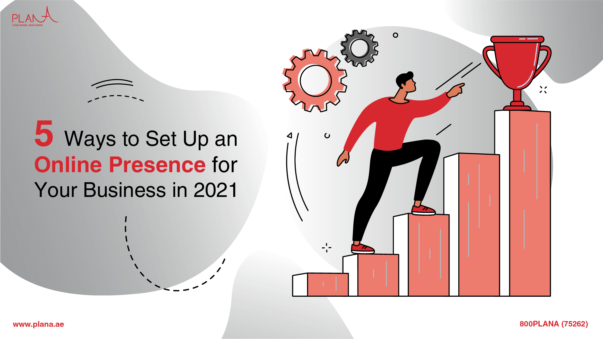 5 Ways to Set Up an Online Presence for Your Business in 2021