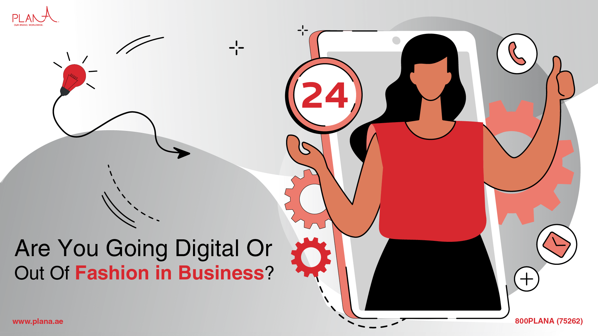 Are You Going Digital Or Out Of Fashion in Business?