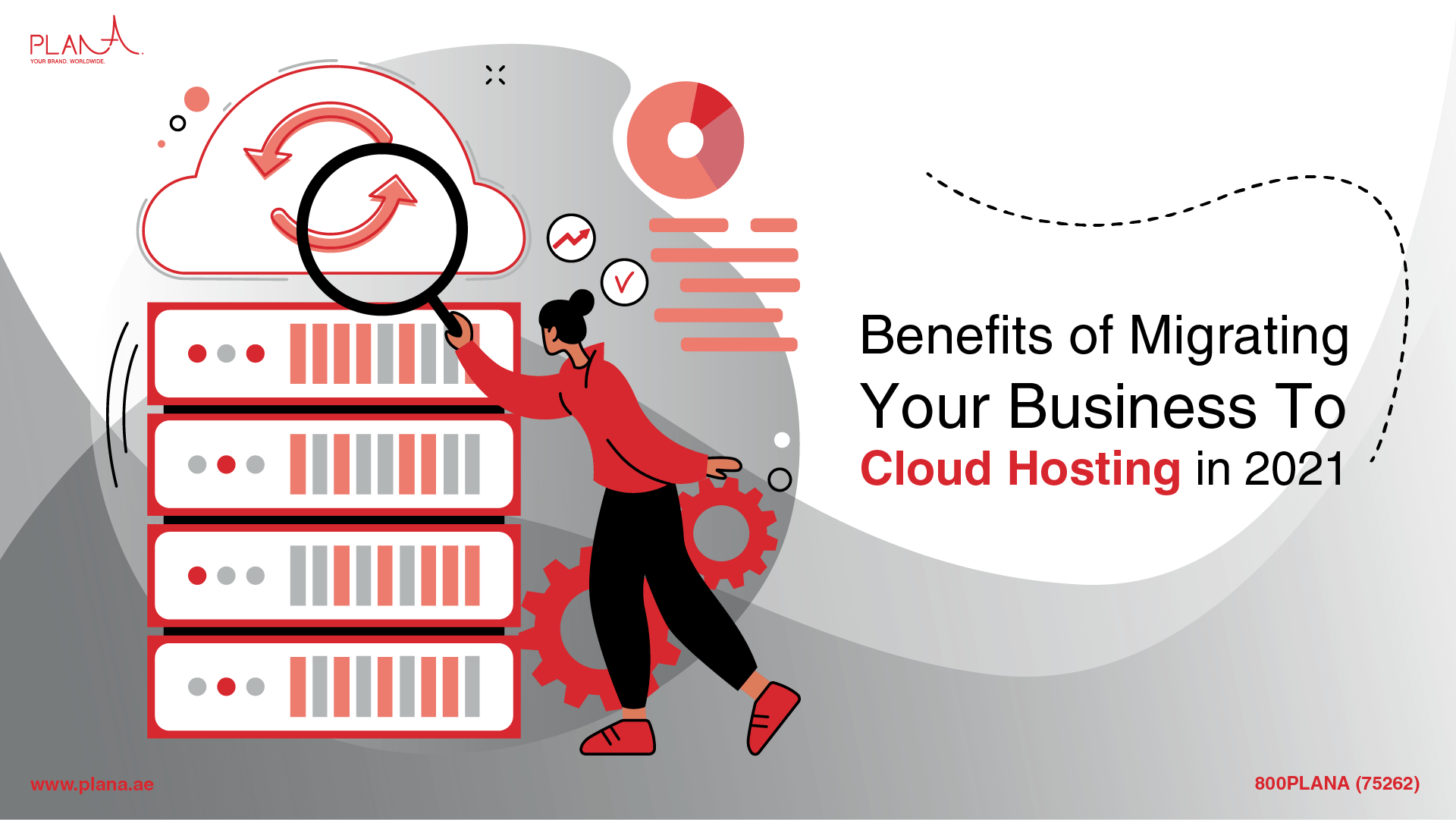 Benefits of Migrating Your Business To Cloud Hosting in 2021
