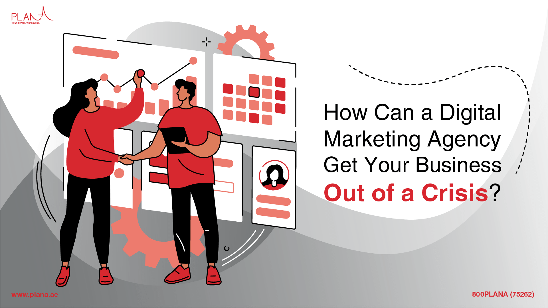How Can a Digital Marketing Agency Get Your Business Out of a Crisis?