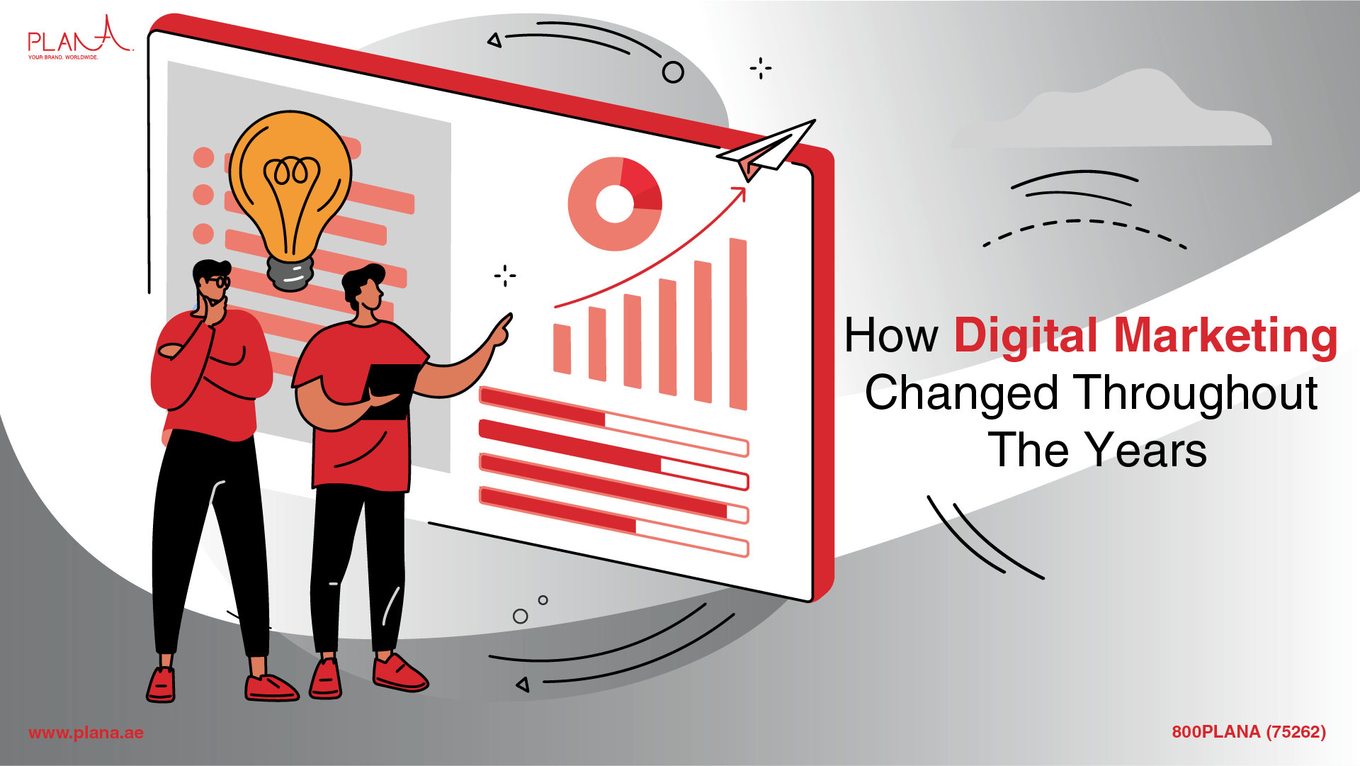 How Digital Marketing Has Changed Throughout The Years