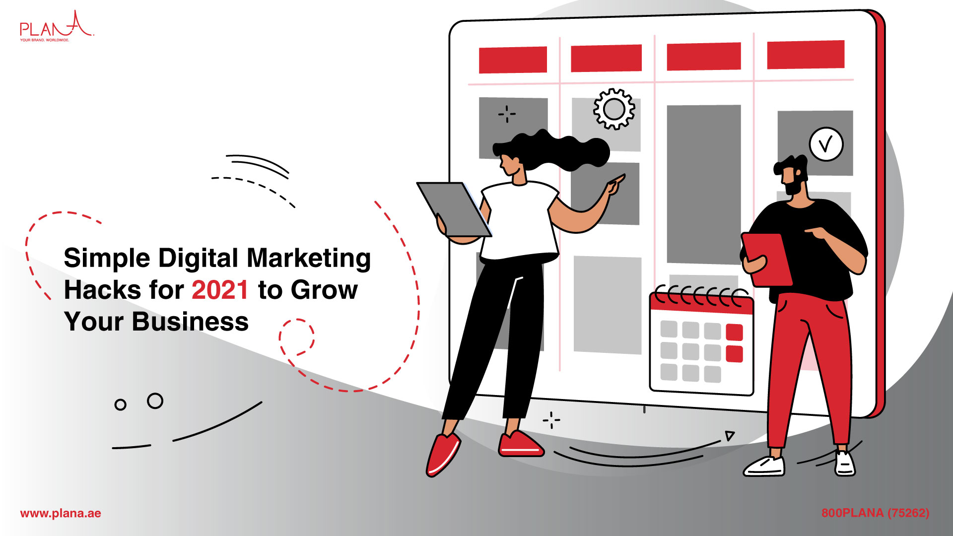 Simple Digital Marketing Hacks for 2021 to Grow Your Business