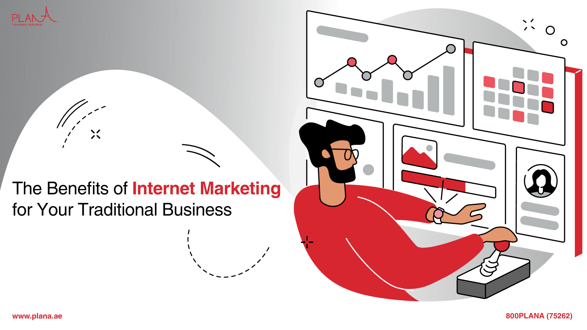 The Benefits of Internet Marketing For Your Traditional Business