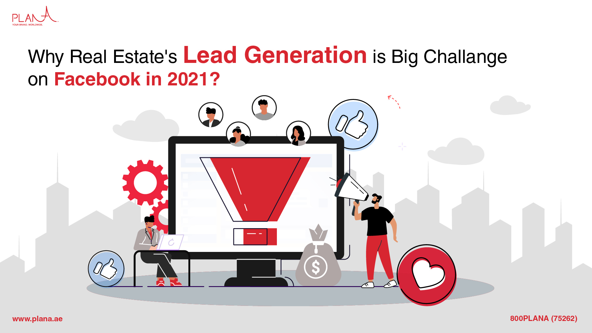 Why Real Estate's Lead Generation is Big Challange on Facebook in 2021?