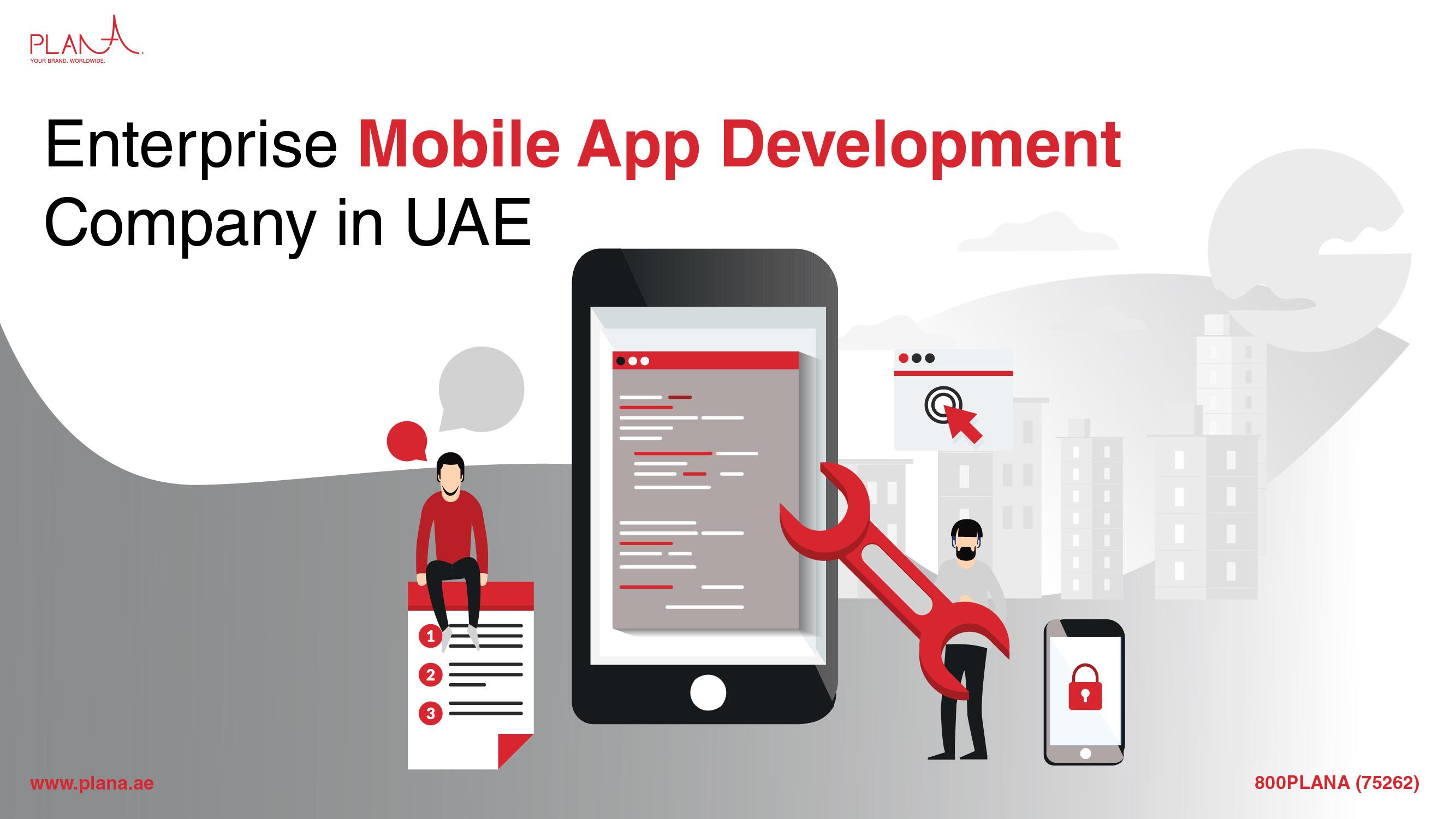 Enterprise Mobile App Development Company in UAE