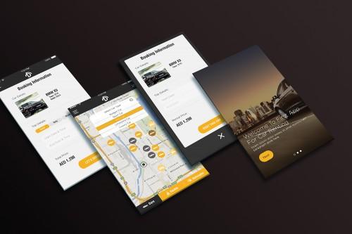Canaan App (Tap&Drive)